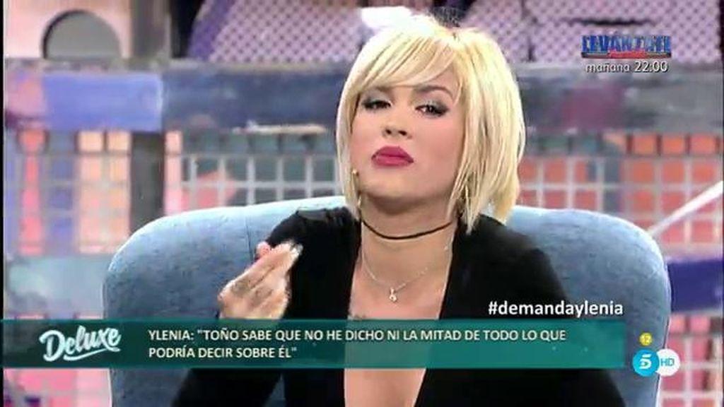 """Ylenia revela las bromas estrella de Toño: """"No soporta a judíos y homosexuales"""""""