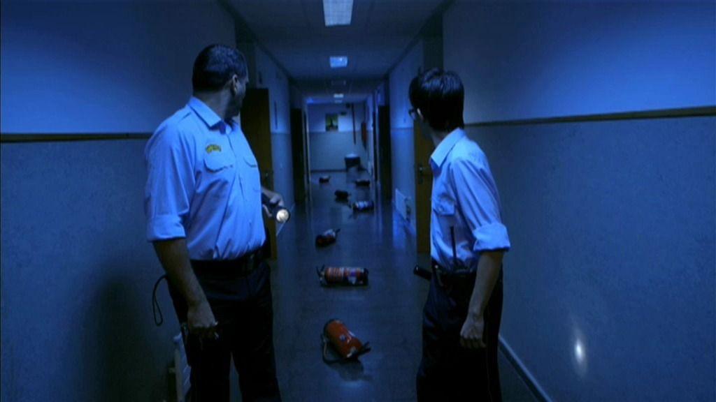 Un hombre abandona su trabajo por los extraños sucesos ocurridos en un hospital