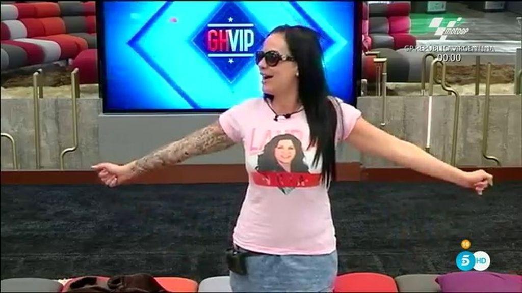 """Laura Campos: """"Los posibles ganadores de 'GH VIP' me darán 300 euros de su premio"""""""