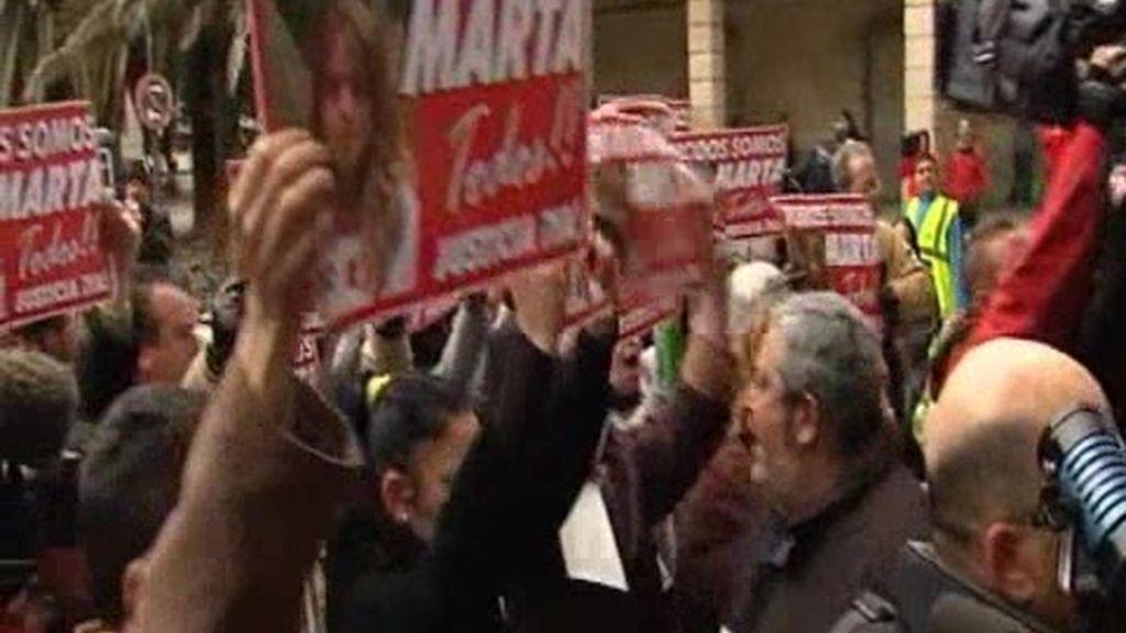 """Arranca el juicio contra """"El Cuco"""" por la desaparición de Marta del Castillo"""