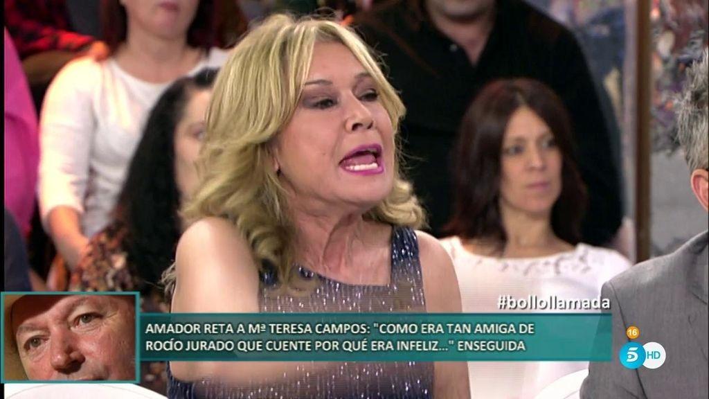 """Mila, a las Mellis: """"No tenéis huevos a hablar de Isabel Pantoja y habláis de Raquel Bollo"""""""