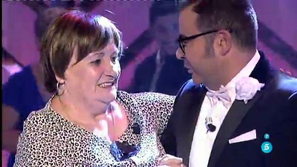 """Jorge: """"¿Mari, me concederías un baile?"""