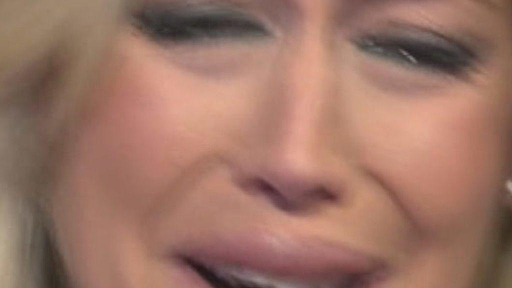Las lágrimas de Vanessa