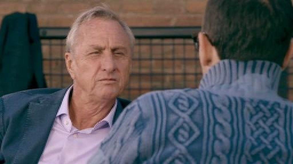 "Johan Cruyff, sobre las 'Ligas de Tenerife': ""Nunca he visto un maletín"""