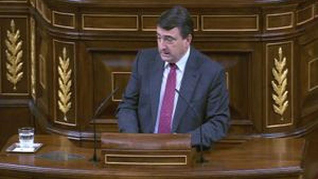 "Esteban, a Rajoy: ""Si sigue de la misma manera va usted al fracaso"""