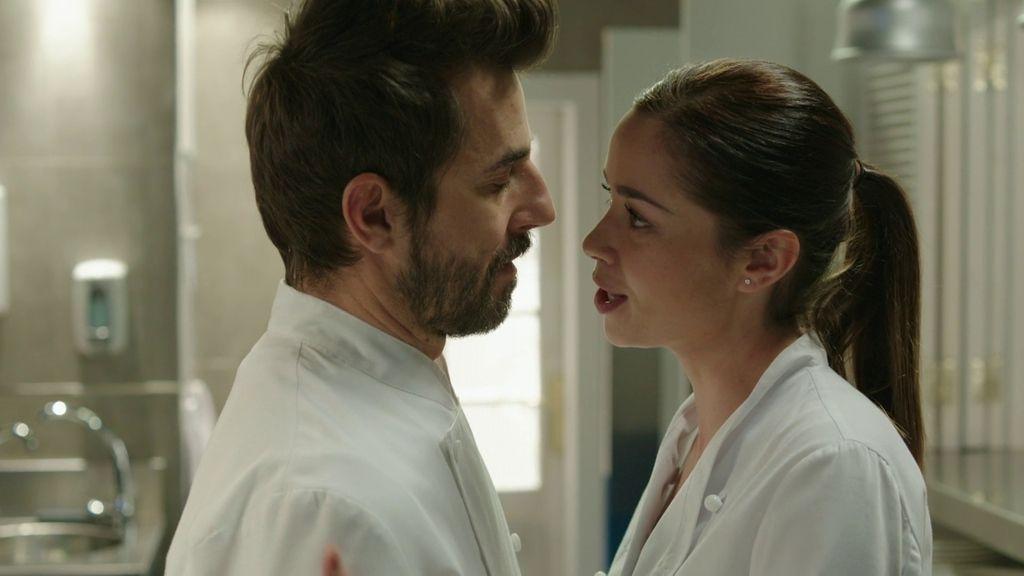"""Sergi, a 'Los Fritangas': """"Quiero que sepáis que Mati y yo tenemos una relación"""""""