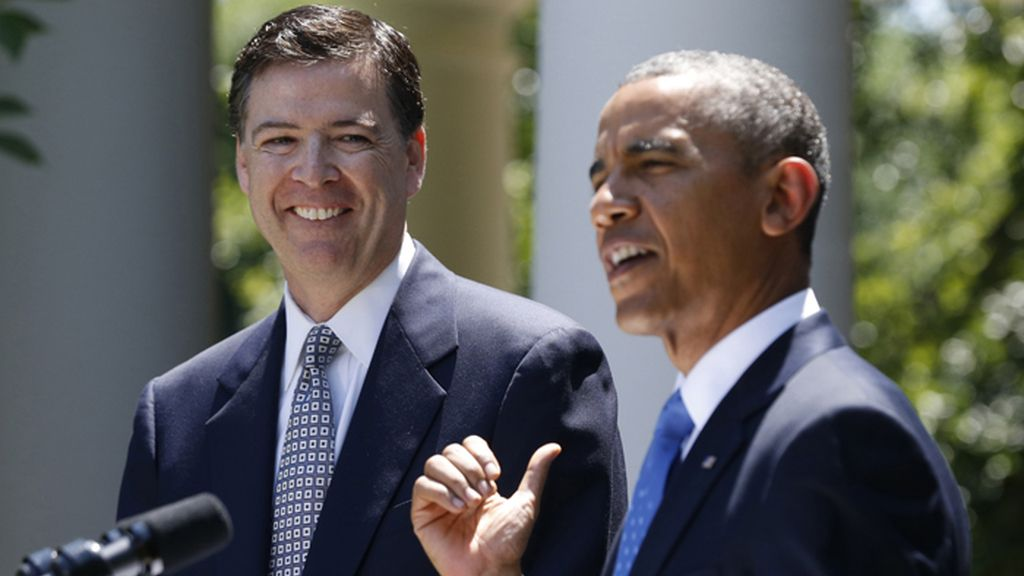 James Comey, candidato de Obama para dirigir el FBI