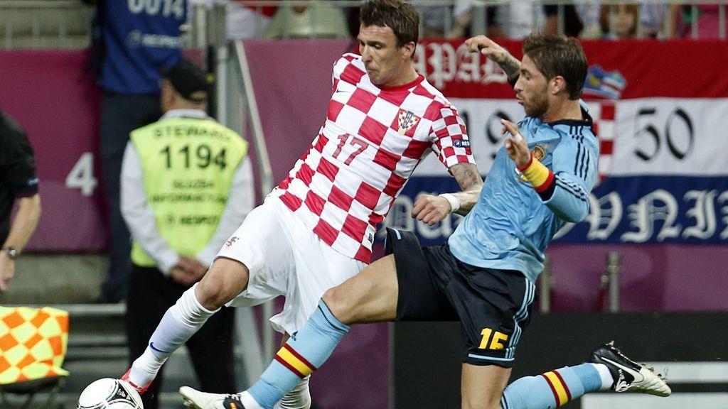 Croacia, España, en imágenes