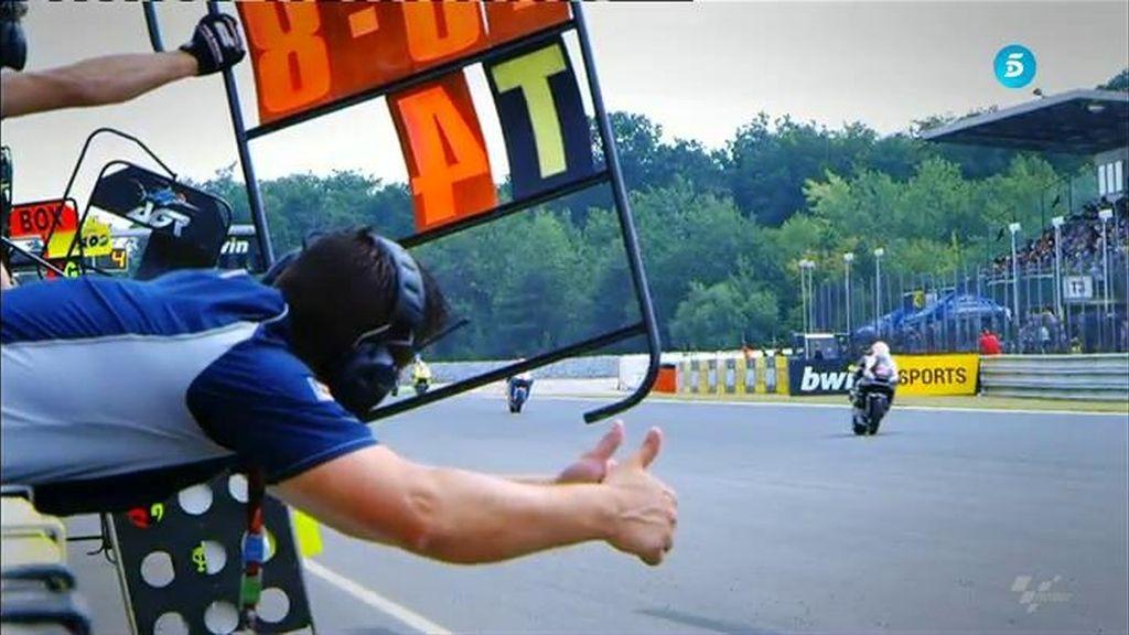 ¿Se debe mejorar comunicación con el piloto en carrera?