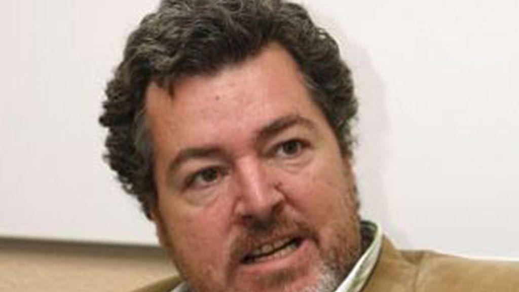 Juan López de Uralde. Foto: EFE