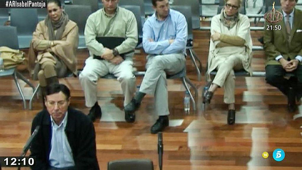 Ángel Vilariño, condenado a pagar 61.000 euros a Pantoja por el alquiler de Cantora