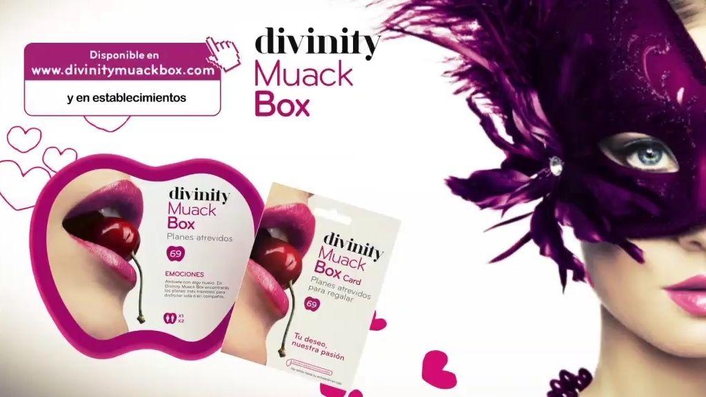 Divinity MuackBox: planes y experiencias dedicadas ¡a las más atrevidas!