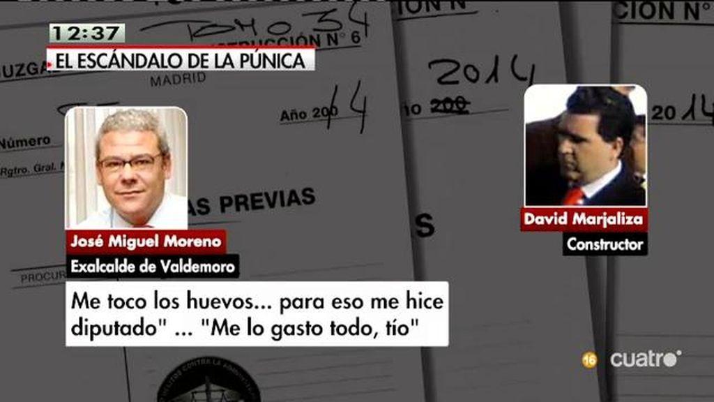 El PP expulsa a José Miguel Moreno