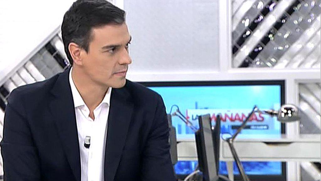 """Sánchez, de su cara a cara con Rajoy: """"El tono era adecuado, fue un debate vibrante"""""""