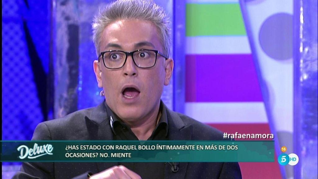 """Kiko H.: """"Me han dicho que la primera vez de Raquel y Rafa fue en Cantora"""""""