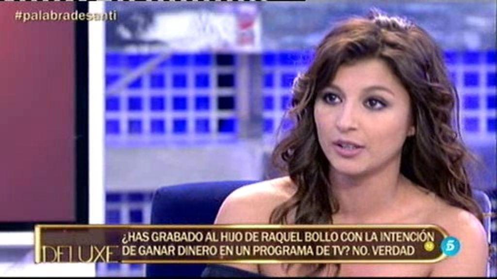 """Aguasantas: """"No grabé voluntariamente a Manuel Cortes para ganar dinero"""""""