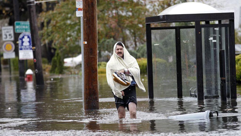 Nueva York, el día después de Sandy
