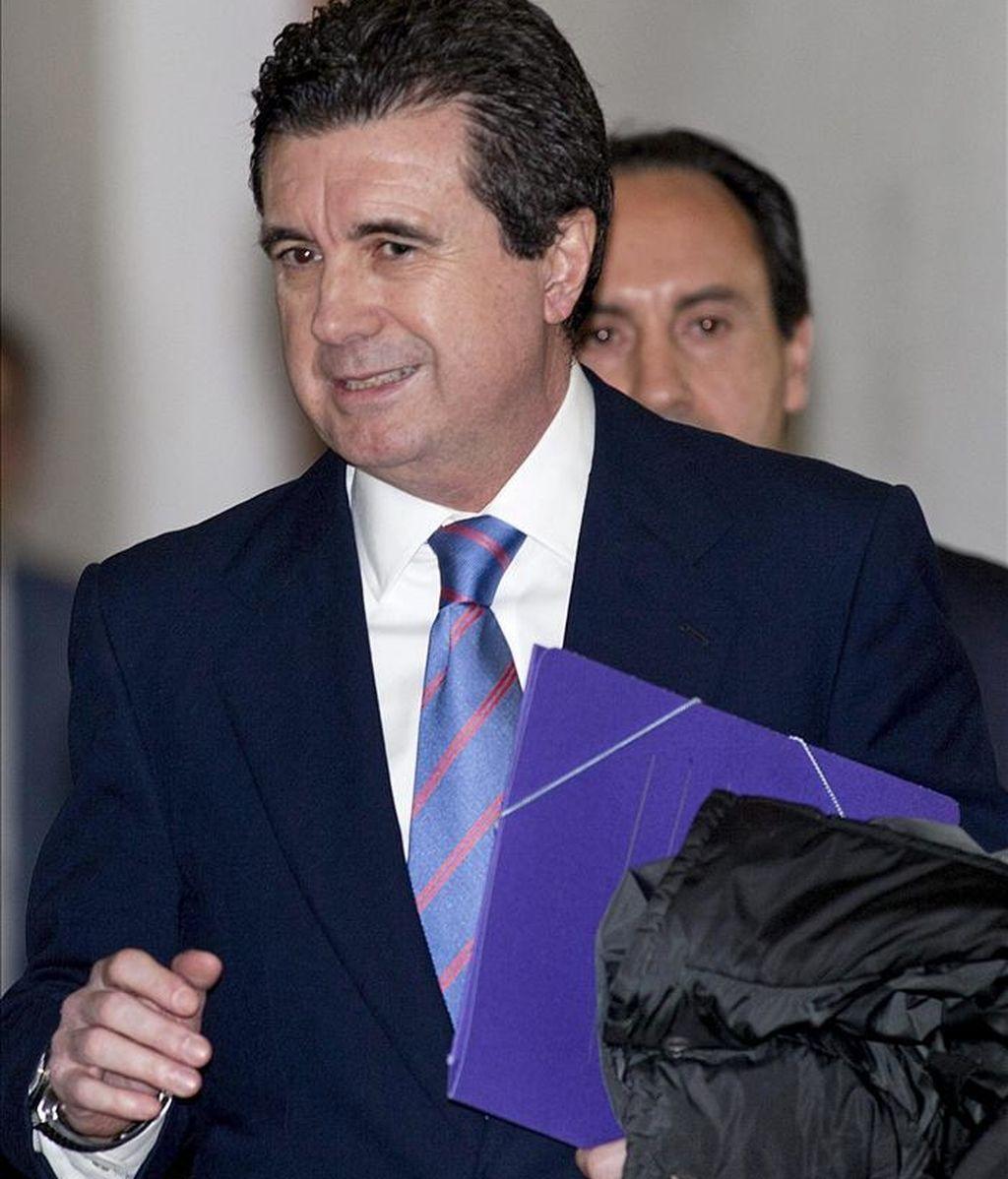 El expresidente del Gobierno Balear, Jaume Matas. EFE/Archivo