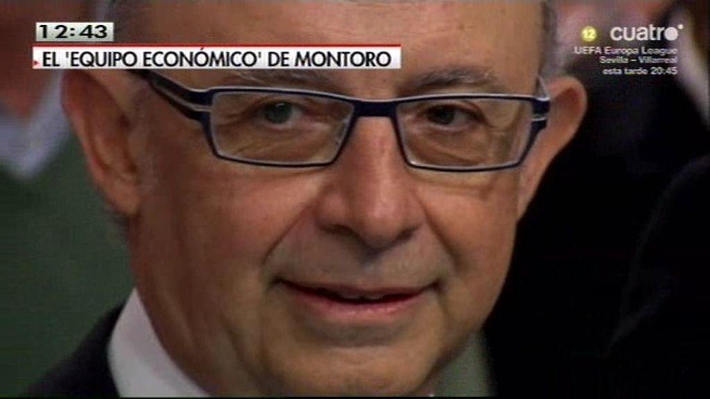 Cristóbal Montoro enriqueció su empresa privada a costa de una empresa pública