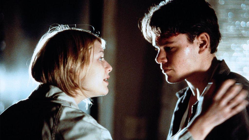 Claire Danes con Matt Damon