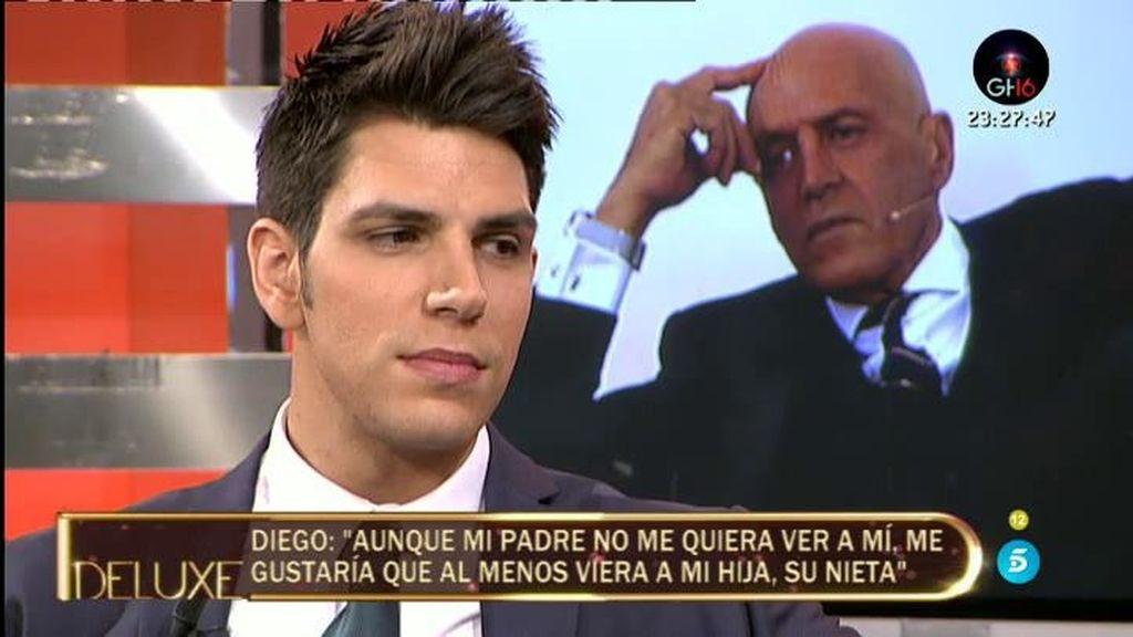 """Diego Matamoros: """"He idealizado a mi padre, cuando no es la persona que creía que era"""""""
