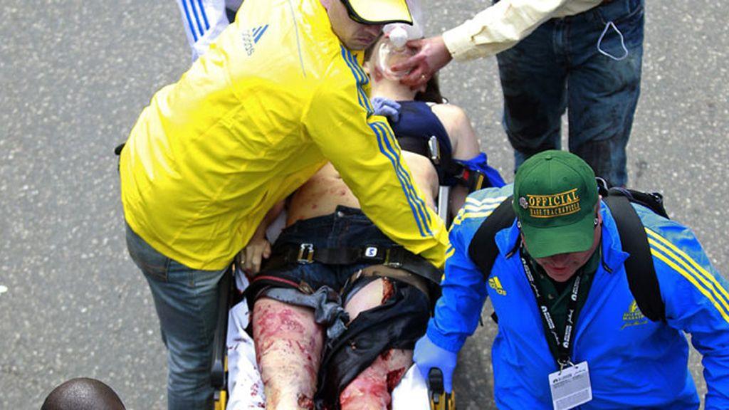 Dos explosiones siembran el caos en Boston