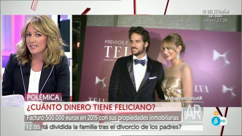 """Sandra Aladro: """"Alba le reclama a Feliciano el 50% de todo lo que ha ganado"""""""