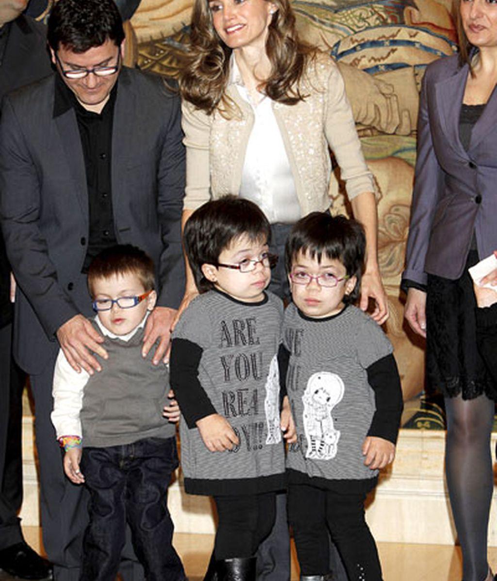 Con la Asociación MPS España