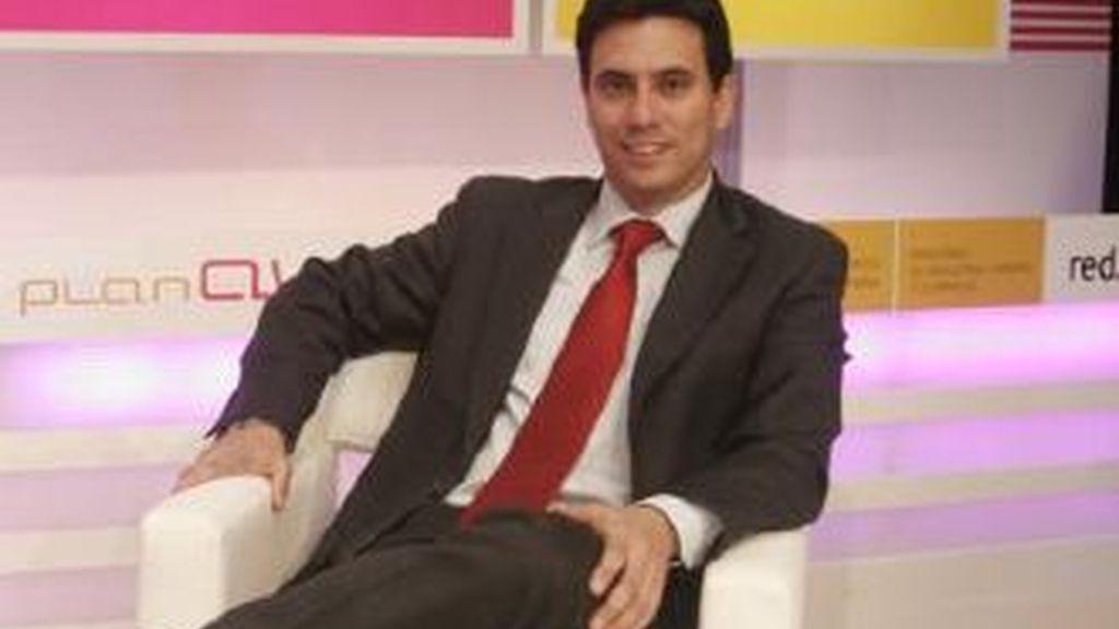 Sebastián Muriel, vicepresidente de Tuenti, asegura que la red social se diseña según las exigencias de los usuarios. Foto archivo EFE