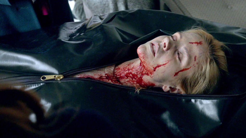 Una mujer asesinada y un símbolo en su tocador, nuevo enigma para Beckett