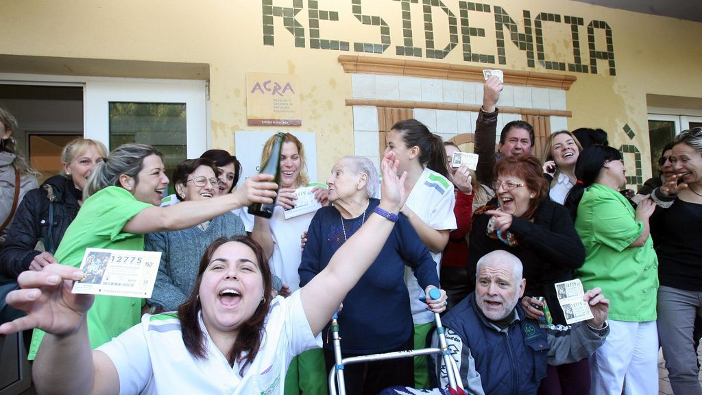 La cocinera de una residencia reparte millones en Roda de Berá (Tarragona)