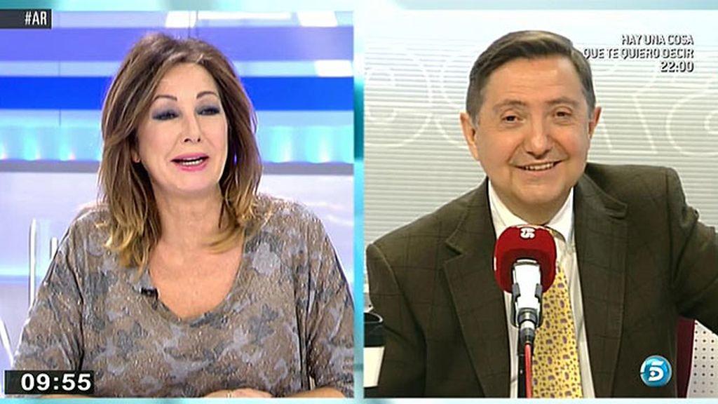 "Jiménez Losantos: ""El PP nunca ha comprado 'Libertad Digital"""