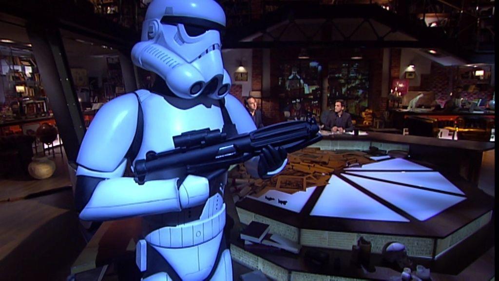 """Enrique de Vicente, sobre Star Wars: """"Es una digna continuación los mitos universales"""""""