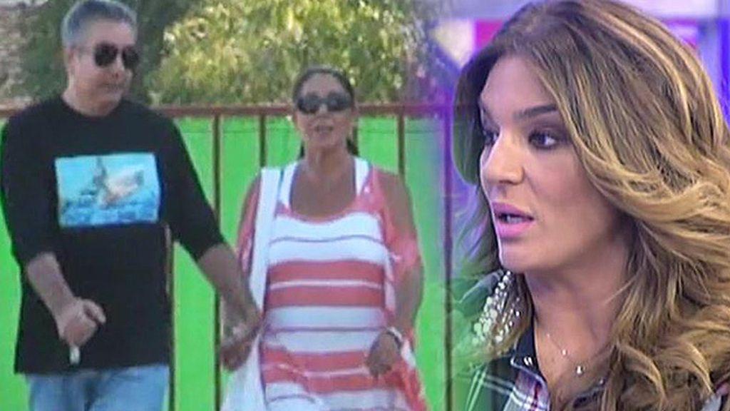 Raquel Bollo afirma que Isabel Pantoja sí se mostró arrepentida