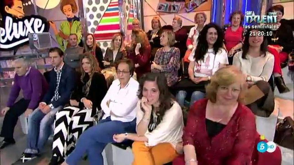 Fran Nicolás cree que hay algún colaborador del CNI entre el público del 'Deluxe'