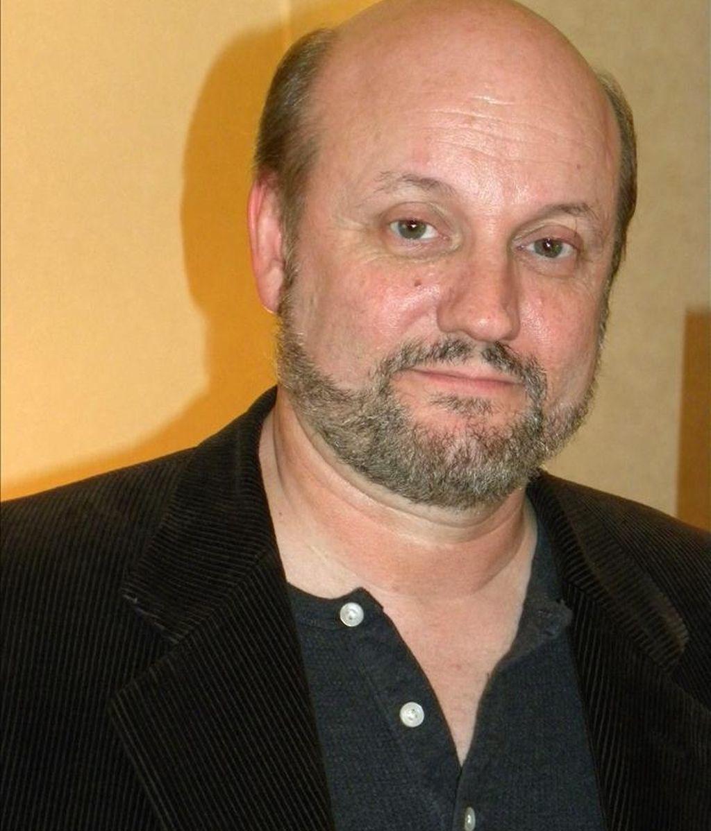 El director de cine argentino, Juan José Campanella, posa para una fotografía durante una entrevista con Efe. EFE/Archivo