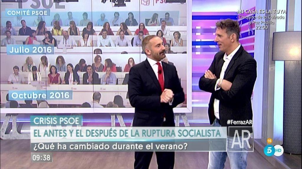 Euprepio analiza la actitud de Sánchez tras la decisión del Comité