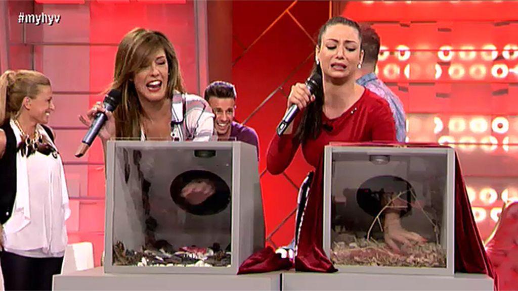 Susana, la campeona del 'Killer Karaoke'