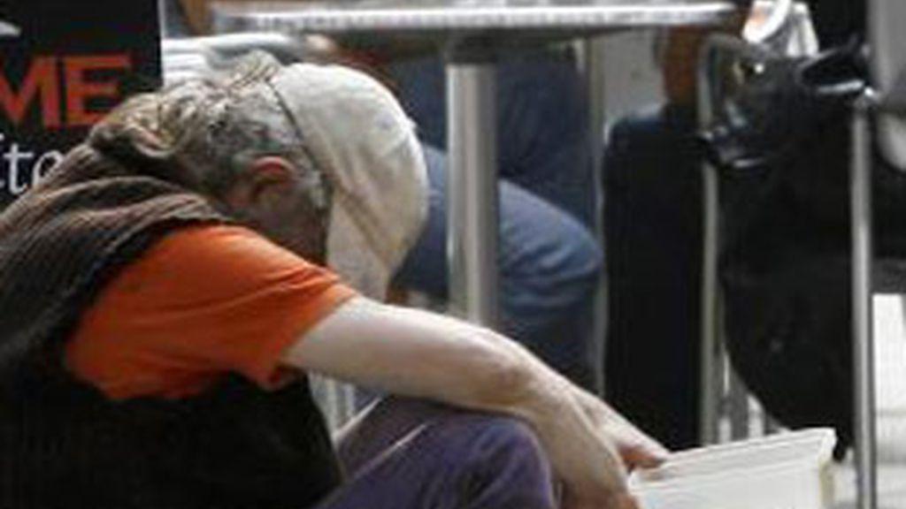 El 21,8% de los españoles vive por debajo del umbral de riesgo de pobreza