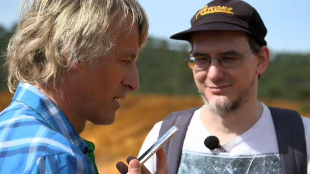 Pablo Martínez, el físico que viajará a Marte con el proyecto 'Mars One'
