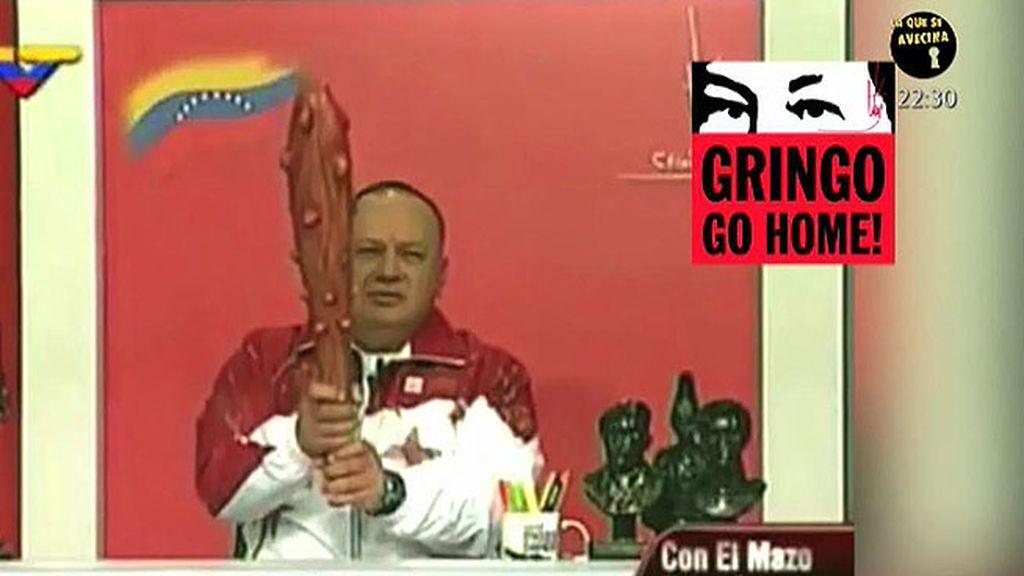 """El presidente de la Asamblea de Venezuela sobre 'AR': """"Es de extrema derecha"""""""