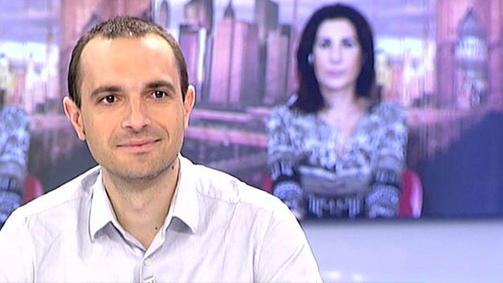 """Luis Alegre: """"Hemos dado grandes sorpresas y vamos a dar más: salimos a ganar"""""""