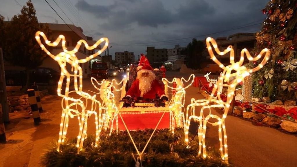 Foto Papá Noel