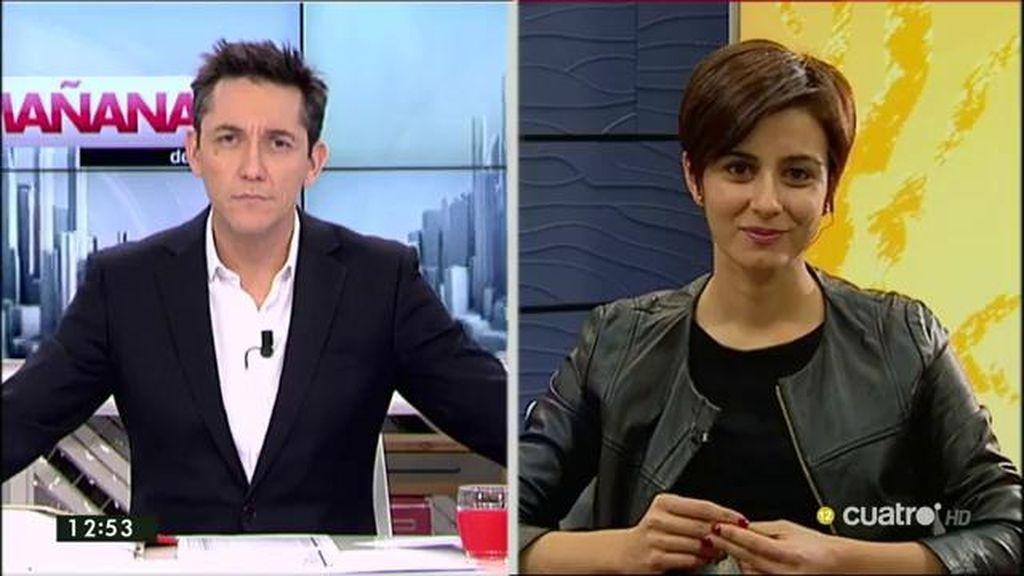 La entrevista completa de Isabel Rodríguez