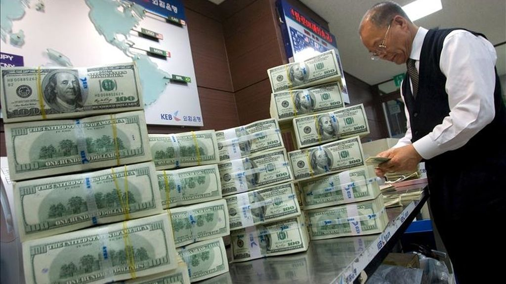 Irán ha propuesto a China la creación de un banco bi-nacional que contribuya a facilitar las transacciones económicas, financieras y comerciales entre los dos países, anunció hoy la agencia en noticias estatal Irna. EFE/Archivo