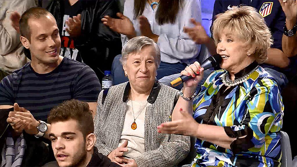 Carmen cumple 81 años con nosotros