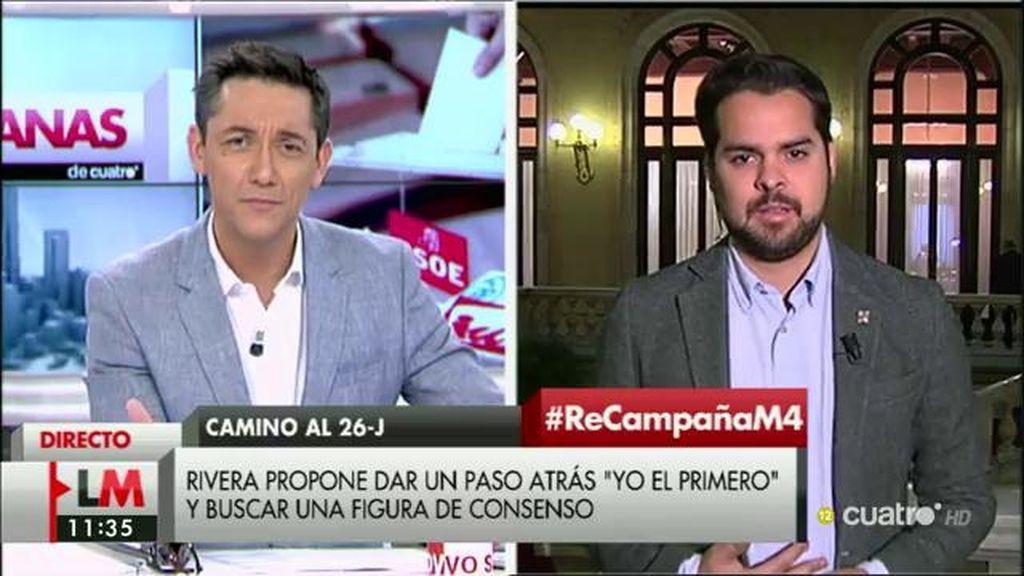 La entrevista de Fernando de Páramo en 'Las Mañanas de Cuatro', a la carta