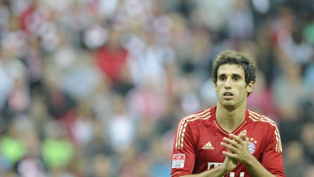 El Bayern golea al Stuttgart en el debut de Javi Martínez