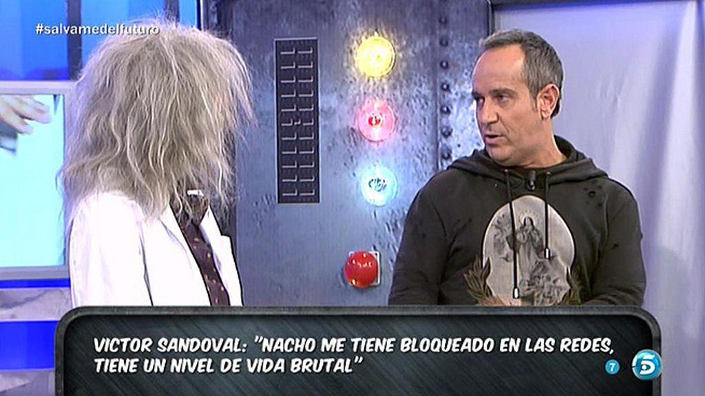Víctor Sandoval tiene que hacer frente a una deuda de 13.000 euros