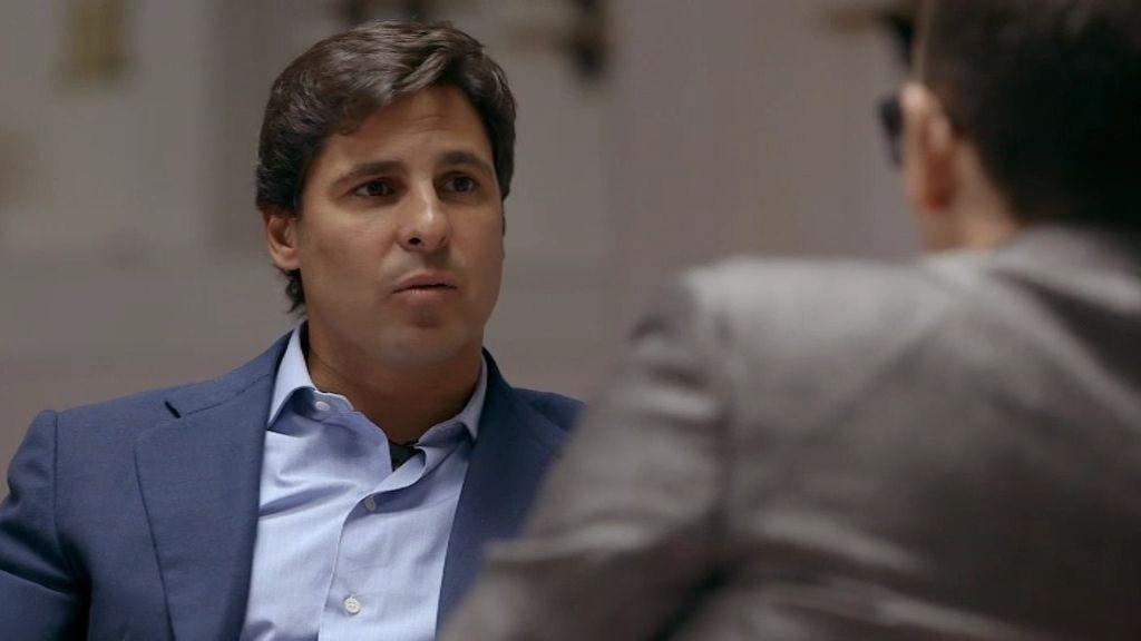 """Fran Rivera, sobre su boda con Eugenia: """"Mi madre me dijo: Vete, no te cases mañana"""""""